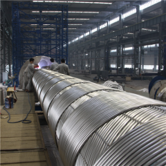316L Stainless Steel Seamless Tube for Heat Exchanger