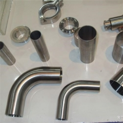 Food Grade Stainless Steel Sanitary Pipe Fittings
