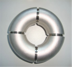 316L A403 90Deg Stainless Steel Elbow BW