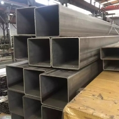 304 Structure Use Stainless Steel Square Tube