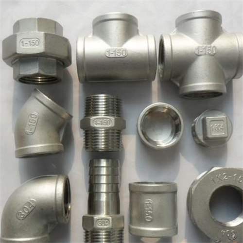 Low Pressure Stainless Steel Threaded Fittings